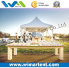 5X5m Luxury Pagoda Tent for Outdoor Club