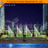 Outdoor Ornamental Music System Floating Dancing Fountain