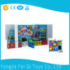 High Quality Popular Kids Plastic Indoor Playground Equipment
