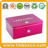 Rectangular Tin Box, Metal Tin Can Packaging, Gift Tin