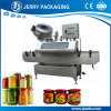 Factory Supply Glass Bottle /Jar /Container Vacuum Sealing Capping Machine