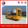 Full Color Mobile LED Display Truck P8/P6 Screen for Roadshow