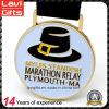 Gold Plating Custom Marathon Metal Medal
