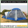 Waterproof Polyester Dome Garden Lightweight Camping Family 2 Room Tent