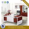 High End Modern L Shape MFC Executive Office Furniture (HX-NCD953A)
