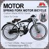 2017 New OEM Gas Motor Bicycle (MB-19-2)