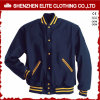 Wholesale Custom Embroidery Cotton Varsity Jacket Men (ELTBQJ-531)