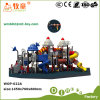 Bright Outer Space Series Children Outdoor Playground Slides