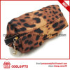 2016 New Fashion Leopard Satin Cosmetic Bag, Lady Makeup Bag