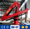 3t/8.5m Marine Electro Hydraulic Luffing Crane for Decking Machine