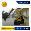 Mini Skid Steer Loader with Digger/Backhoe (CDM307)