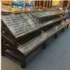 High Grade Metal Display Shelf for Bread