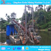 China Cheap Gold Bucket Dredger with Best Performance