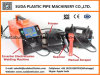 Electrofusion Welding Machine for PE Pipes and Fittings (20-1000mm)