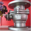 JIS Standard Stainless Steel Flanged Ball Valve 10k