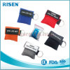 Disposable Mouth to Mouth CPR Pocket Mask with Keychain