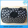 Factory PU & Oxford Travel Dog Cat Carrier Pet Supply