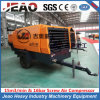 Removable Single Stage Compression High Pressure 194kw Diesel Engine Screw Air Compressor for Mining Quarry