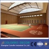 Gymnasium Interior Wall Decoration Groove Wooden Sound Absorption Panel