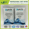 Alcohol Wet Wipes with 60% Alcohol 10PCS