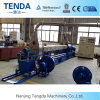 Recycle Plastic Granules Twin Screw Extruder Machine with High Capcity