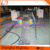 Aluminium Fire Smoke Vane Damper Roll Forming Machine