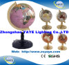 Yaye Gemstone Globe with Globes Size: 50mm/60mm/70mm/80mm/90m//100mm/150mm/220mm/330mm