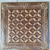 Luxury 3D PU Leather Wall Panel for Decoration (HS-MK008)