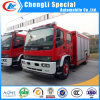 8000liters Water and Foam Isuzu Fire Fighting Truck for Sale