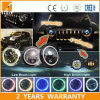 7′′ High Low Beam LED Headlight with Halo Ring