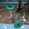 Solar Power Mole Mouse Gopher Insect Rodent Chaser Pest Repeller