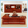 China Furniture Solid Wood Executive Office Large Executive Desk