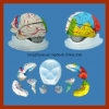Natural Size Human Brain Model for Sale (8 Pieces)
