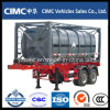 Cimc 40ft LPG ISO Tank Container