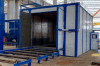 Ce-Certified Sand Blasting Booth