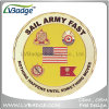 Custom Army Military Plane Metal Challenge Coins