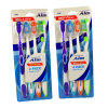 Wholesale Hard Soft Bristles Personal Care Adult Manual Toothbrush Toothbrushes