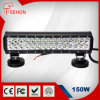 "IP68/Ce/FCC/RoHS Super Bright 15"" 150W Double Row LED Light Bar"