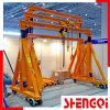 Manual Movable Convenient Gantry Crane Adjudtable Height