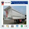 3 Axle Rear Dump Trailer for 40ton Load Capacity