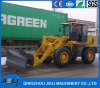 New Loader with Hydraulic Snow Blade for Road Cleaning