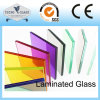 Laminated Glass with 0.38mm 0.76mm 1.14mm 1.52mm 1.9mm 2.28mm PVB Interlayer