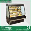 European Style Curved Display Cake Refrigerator Showcase (CAE1-120)
