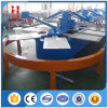 Oval Automatic Screen Printing Machine for T-Shirts with Good Service