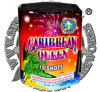 Caribbean Queen 19 Shots Fireworks Cake Fireworks