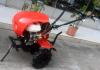 13HP Diesel Gasoline Power Tiller (1WGG8.2Q)