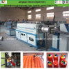 PE Cod Cable Protective Sheathed Spiral Pipe Making Machine