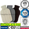 CE Plain Cable Knit Hot Water Bottle Cover