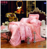 Satin Cotton Patchwork Duvet Cover Sets