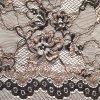 Metallic Yarn Lace Fabric (CY-LW0205)